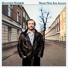 Nicht Nur Ich Allein von Hannes Wader (2014), Neu OVP, CD