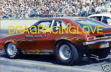 """Georgia Shaker"" Hubert Platt 1973 Ford Pinto Pro Stocker PHOTO!"