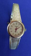 "LONGINES: VTG Women's Quartz Wristwatch HB2399 Swiss 0961 Stainless Steel ""Used"""