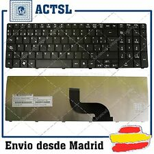 Keyboard Spanish for ACER Aspire 7740 Series
