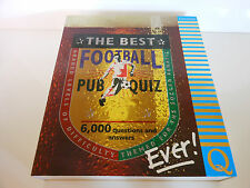 The Best Football Pub Quiz Ever - PC CD-ROM - 1997 - Europress Software Ltd