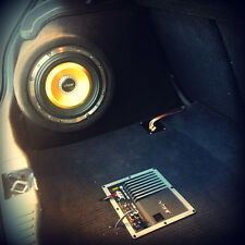 Civic EP3 TYPER SOUND Upgrade Altoparlante Sub Box 12 10 OEM STEALTH SIDE Enclosure