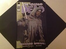 THE WALKING DEAD: MICHONNE SPECIAL #1 (2012) IMAGE COMICS 1ST PRINTING! KIRKMAN