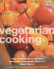 All About Vegetarian Cooking (Joy of Cooking), Rombauer, Irma Starkhoff, Becker,