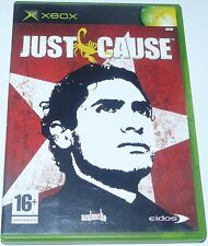 Just Cause: For Original Microsoft xBox - Complete with manual