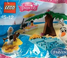 Lego Disney Princess 30397 Olaf's Summertime Fun 48pcs Set Ages 5-12 Frozen