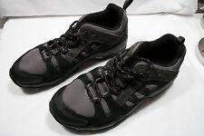 Men's Columbia Tagori Walking/Hiking Shoes BM3477-048 Size 10.5 Coal/Oyster