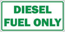 aufkleber sticker auto motorrad helm macbook diesel fuel only grün mietwagen