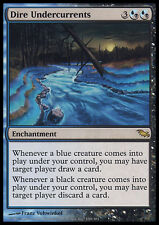 Correnti Selvagge - Dire Undercurrents MTG MAGIC SM Shadowmoor Ita