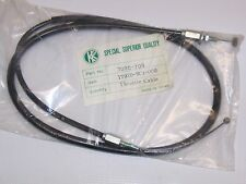 NOS HONDA 7000-709 K&K CYCLE THROTTLE CABLE REPLACES 17920-MC4-000 CB350