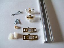 "Series 2- HBP STANDARD DUTY Pocket Door Track and Hardware Kit - 60"""