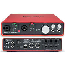Focusrite Scarlett 6i6 Interface  WESTLAKE PRO - B-Stock Only $169