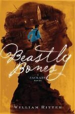 Jackaby: Beastly Bones : A Jackaby Novel 2 by William Ritter (2015, Hardcover)