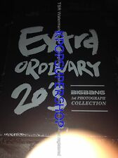 Big Bang Extraordinary 20's Photobook First Press New GD TOP OOP Rare BIGBANG