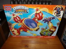 MEGA BLOKS, SKYLANDERS GIANTS, ARKEYAN COPTER ATTACK, KIT #95418, NIB, 2012