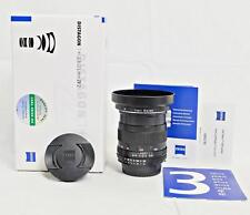 Zeiss Distagon T* 25mm F/2.8 ZF.2 Lens for Nikon - IN BOX - NICE! (1455)