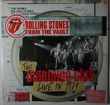 The Rolling Stones - live at Marquee Club 1971 LP/DVD NEU/SEALED