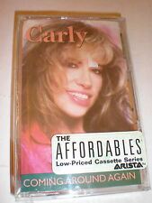 Carly Simon CASSETTE NEW Coming Around Again