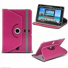 360° UNIVERSAL Wallet Folio Leather Case Protector Cover Android Tablet RCA ipad