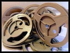 Super 8mm 200ft (60m) Cine Film Spool / Reel - £4.95 EACH - BUY 3 GET ONE FREE