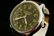Vintage military style German & CCCP WW2 WAR2 pilot's watch Luftwaffe
