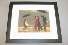 NEW Jack Vettriano 'The Singing Butler' Framed print