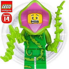 LEGO 71010 Minifigures Series 14 Monsters - No.5 Plant Monster Minifigure