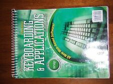 Paradigm Keyboarding and Applications : Sessions 1-60 by Ronald G. Kapper and...