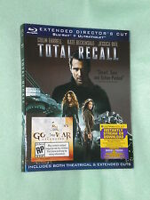 Pristine Total Recall WIDESCREEN Blu-ray 2-Disc Set + Digital  BUY THIS ONE