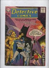 Detective 246 Golden Age DC Batman comic martian manhunter  Dark Knight Knights