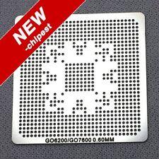 Nvidia G86-770-A2 G86-750-A2 G86-730-A2 G86-740-A2 G86-703-A2  Stencil Template