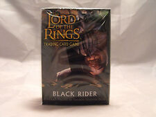 LORD OF THE RINGS TCG BLACK RIDER SEALED MOUTH OF SAURON STARTER DECK