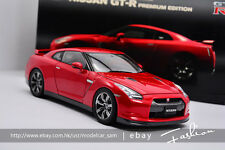 KYOSHO 1:18 NISSAN GT-R R35 Red