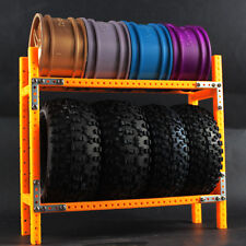 RC Off road Reifen Rack 1/10 Wheel Rims & Tire HSP Buggy  Drift car Ersatzteil
