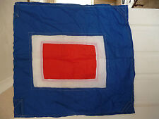 "EAST GERMAN ""VOLKSMARINE"" NAVAL FLAG 8"