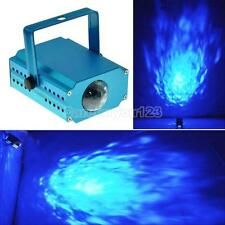 Mini LED R+G Laser Projector Stage Lighting Adjustment DJ Disco Party Light Blue