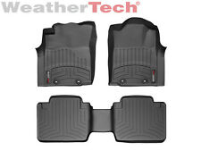WeatherTech® FloorLiner -Toyota Tacoma Access Cab w/2nd row box -2012-2015-Black