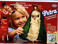 Airfix -- publicidad de 1980 -- Airfix -- petra -- petra vestidos son ahí! -