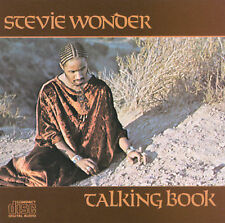 Talking Book by Stevie Wonder (CD, Dec-1991, Motown)