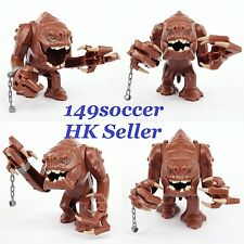Star Wars Rancor Mini Figures For Lego Building Toy Super Hero Jabba the Hutt