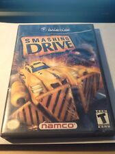 Smashing Drive COMPLETE GREAT Gamecube Game Cube