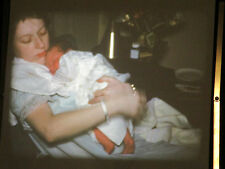 16mm Home Movies/1962 / Seattle Family with New Baby for Little sister