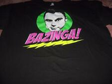 The Big Bang Theory Bazinga   Adult Meduim  T-Shirt