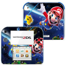 SUPER MARIO VINILO Vinyl Skin Sticker for Nintendo 2DS - 001