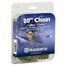 """Husqvarna 20"""" H80-72 (72V) 3/8-Inch by .050 ChainSaw Chain #531300441"""