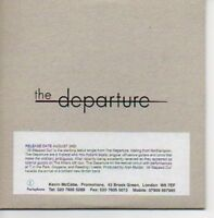 (O396) The Departure, All Mapped Out - DJ CD