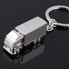 Catchy Best Metal Truck Lorry Car Key Ring Keyfob Keychain Creative Gift Keyring