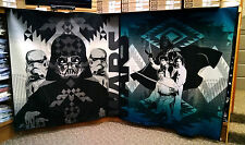 PENDLETON STAR WARS BLANKET SET OF 4 LIMITED EDITION WOOL NEW RARE UNIQUE NIB