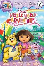 Dora the Explorer Wizzle World beginning reader kids learn to read level 1 book