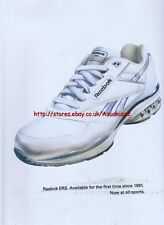 Reebok ERS Trainers 2003 Magazine Advert #2795